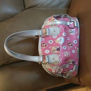 Princesses with Pets mini handbag